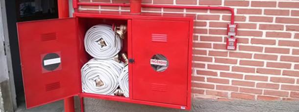 sistema anti-furto de hidrantes